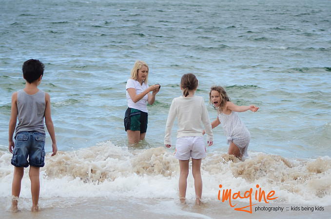 sydney bts video family photography