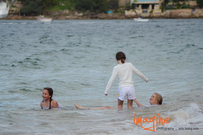 sydney beach child photography