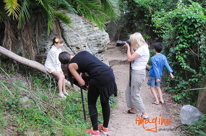 bts - sydney family photography