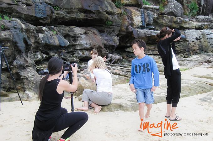clontarf beach family photography