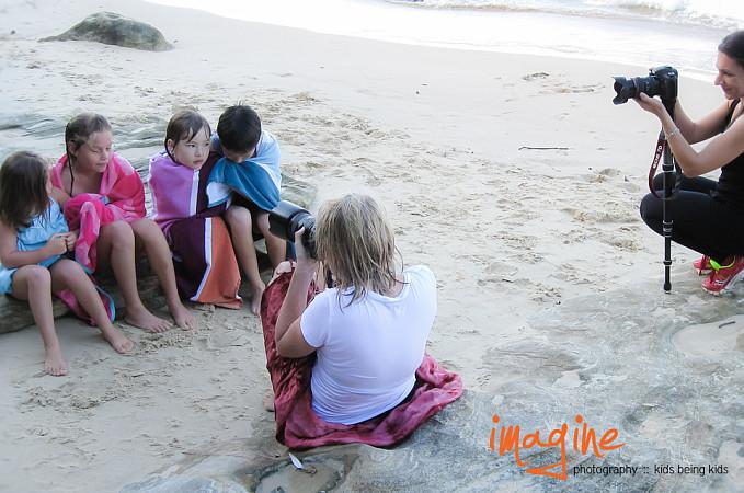 bts - sydney child photographer