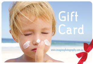Gift Card Sydney Family Photographer, Sydney Child Photographer